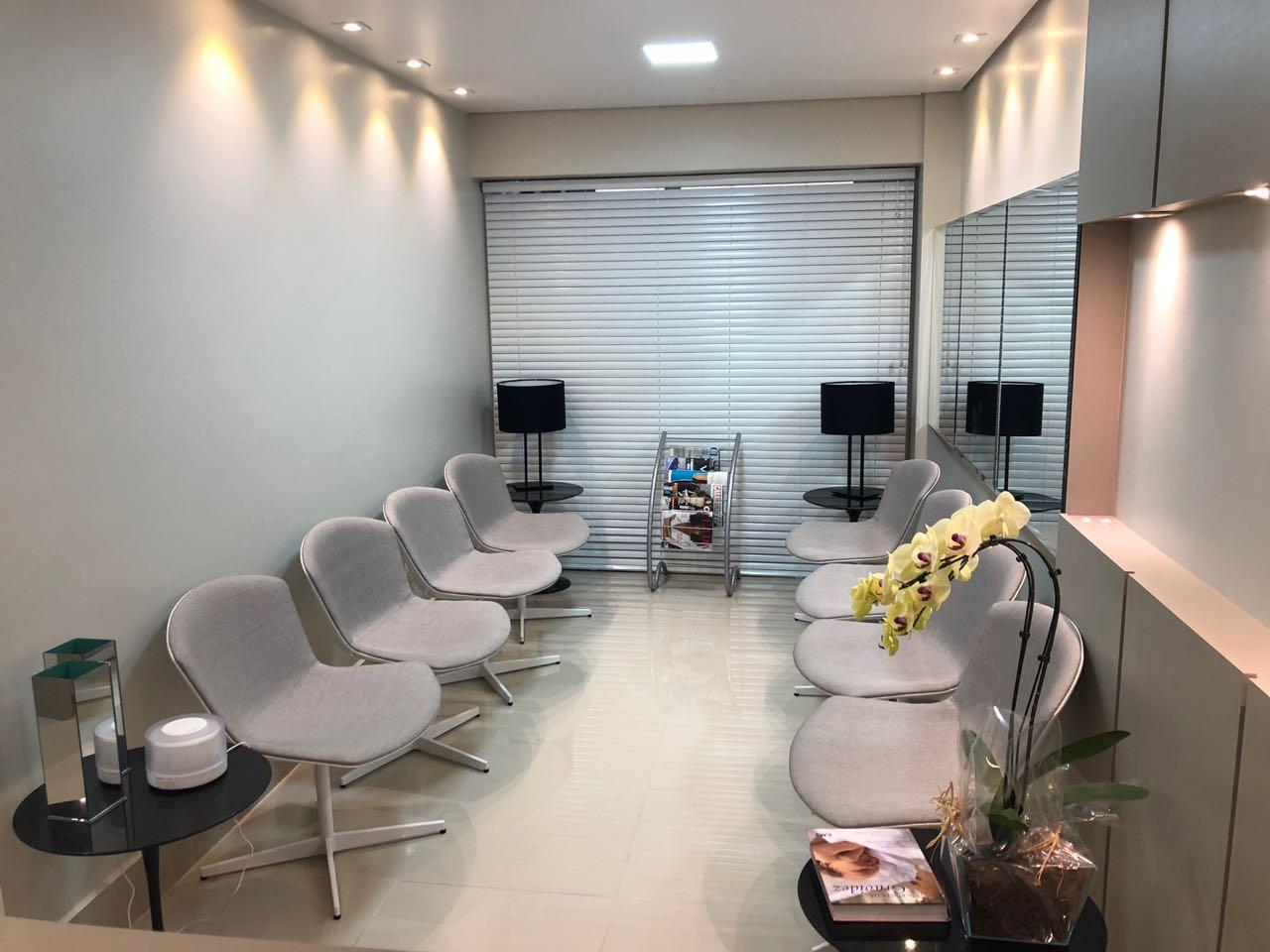 Sala de espera - Ginecologista em Curitiba
